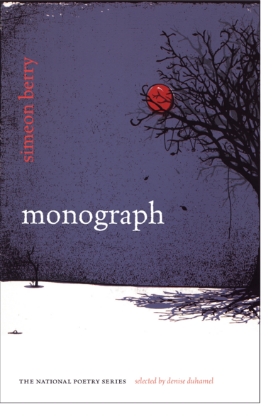 Monograph by Simeon Berry Softcover, $16.95 University of Georgia Press, 2015